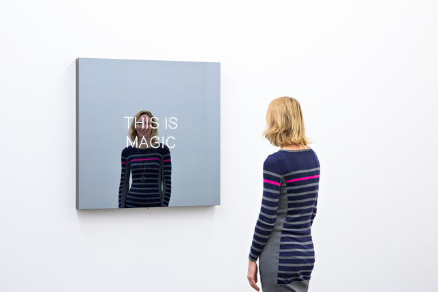 , 'This Is Magic,' 2016, Galleri Nicolai Wallner