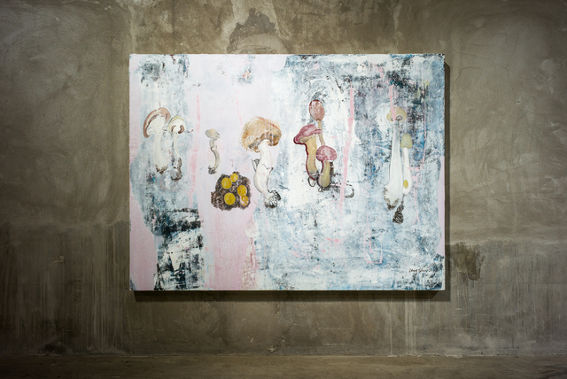 , 'Vagus nerve 迷走神经,' 2017, Qi Mu Space