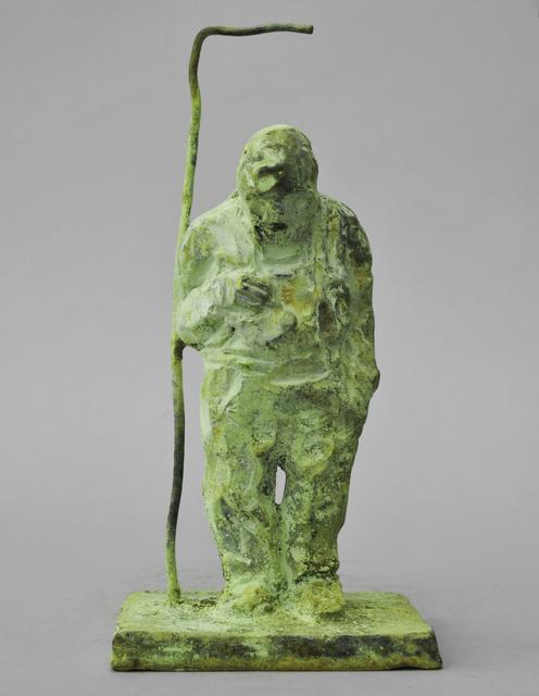 , 'Mand i dør,' 2014, Galleri Susanne Ottesen