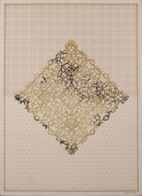 , 'Antique Lace - 4,' 2016, Aicon Gallery