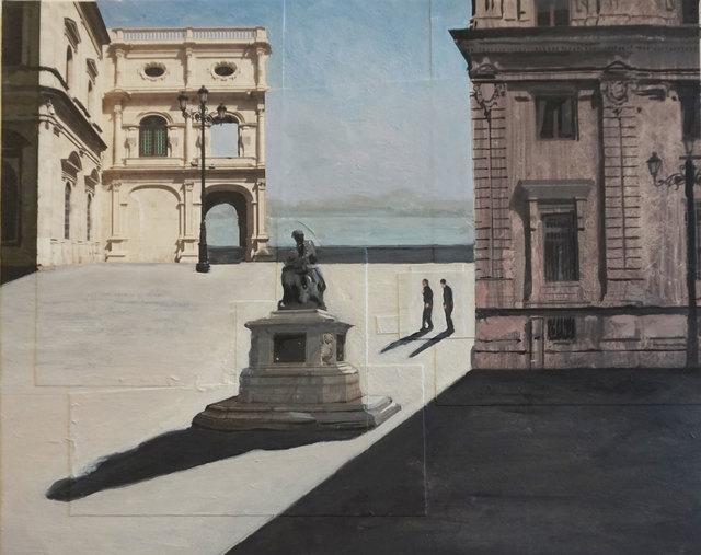 , 'Los sujetos,' 2016, Alarcón Criado