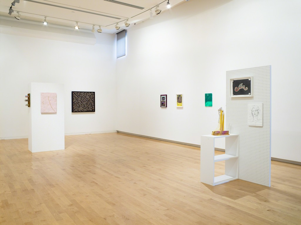 Anissa Mack: Junk Kaleidoscope (installation view), October 1, 2017 to April 22, 2018. The Aldrich Contemporary Art Museum, Ridgefield, CT. Photo: Jason Mandella
