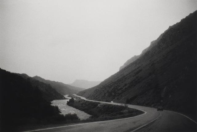 , 'The Rio Grande near Taos,' 1979-printed later, Tracey Morgan Gallery