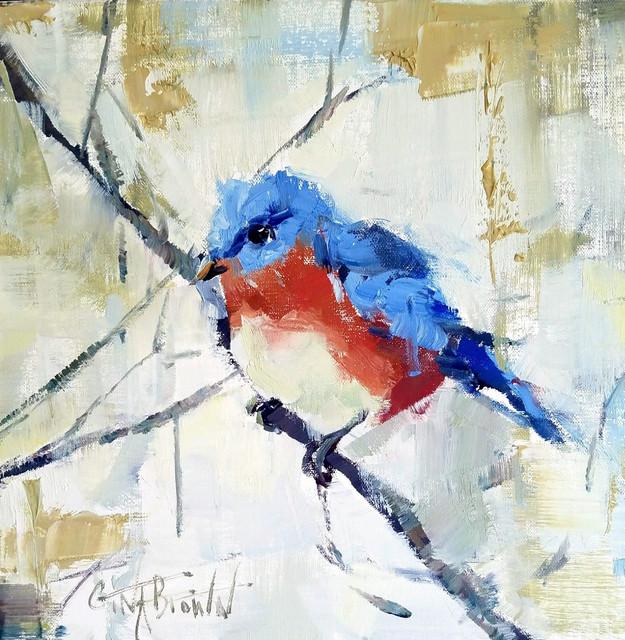 Gina Brown, 'Bluebird', 2018, Shain Gallery