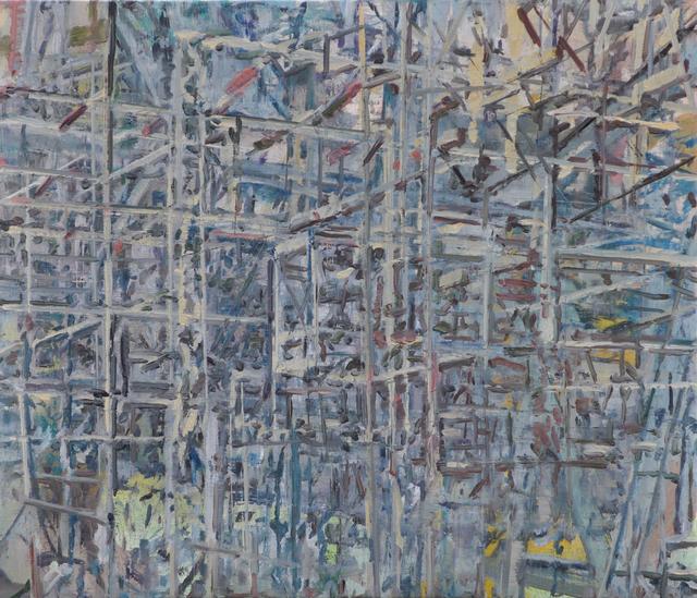 , 'Cutting Jap,' 2014, Gallery Skape