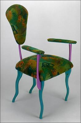 , 'Calamari Captain's Chair (The sale of this piece will benefit the nonprofit Zenith Community Arts Foundation) (price is per chair),' , Zenith Gallery