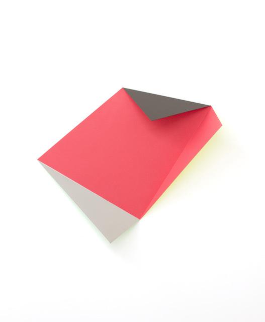 , 'No.307 - Fold,' , BISCHOFF/WEISS