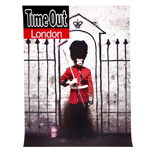 Banksy, 'TimeOut London ', 2010, Silverback Gallery