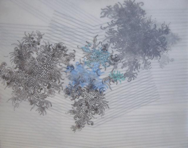 , 'Congeries of Time,' 2014, Garvey   Simon