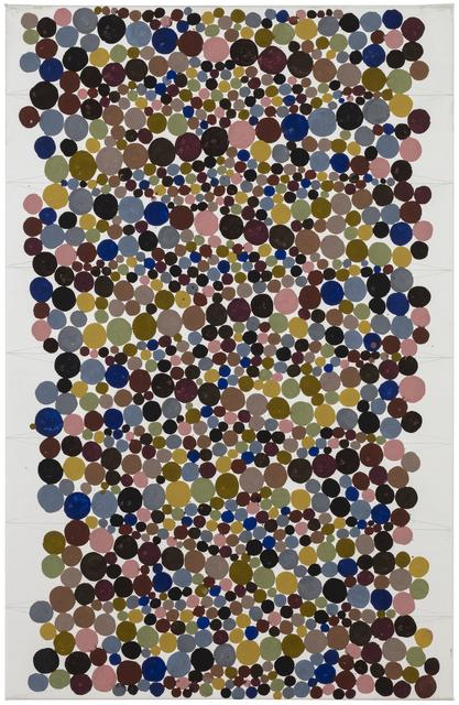 , 'neljästä viiteen / from four to five,' 2019, Galerie Forsblom