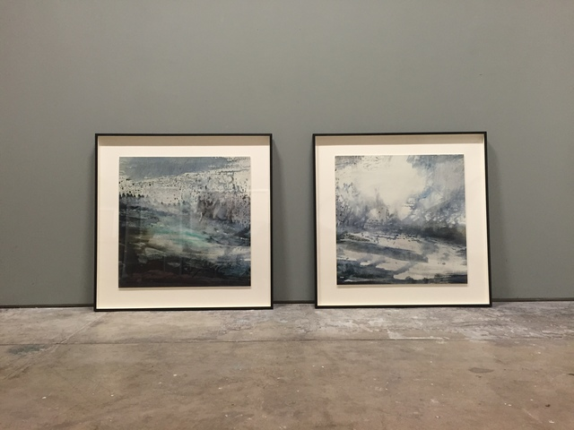 Maria Luisa Hernandez, 'Free Waves I and II', 2015, Cadogan Contemporary