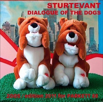 Sturtevant, 'Dialogue of the Dogs (for Parkett 88)', 2005/2011, Parkett