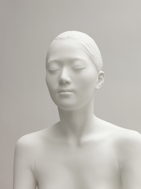 , 'Yoko X. Sitting (head and shoulders) ,' 2015, Paul Stolper Gallery