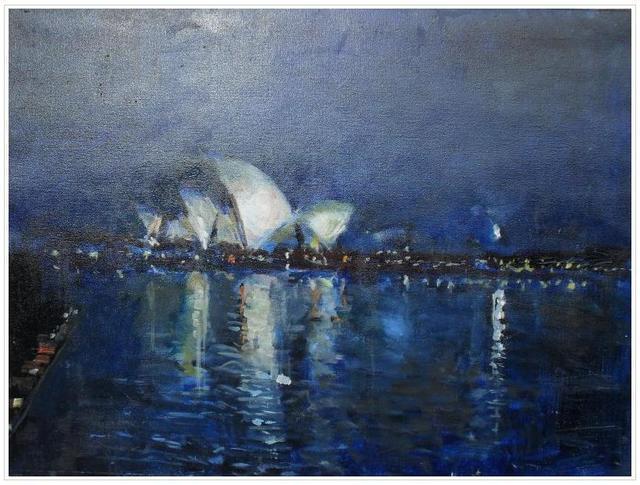 , 'Sydney Opera House,' , Tanya Baxter Contemporary