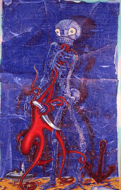 , 'Davy Jones Locker,' 1975, Anglim Gilbert Gallery