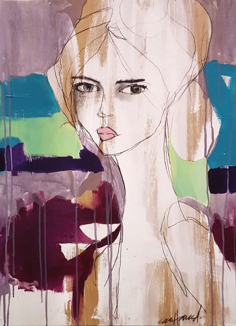 , 'Adela,' 2016, Artspace Warehouse