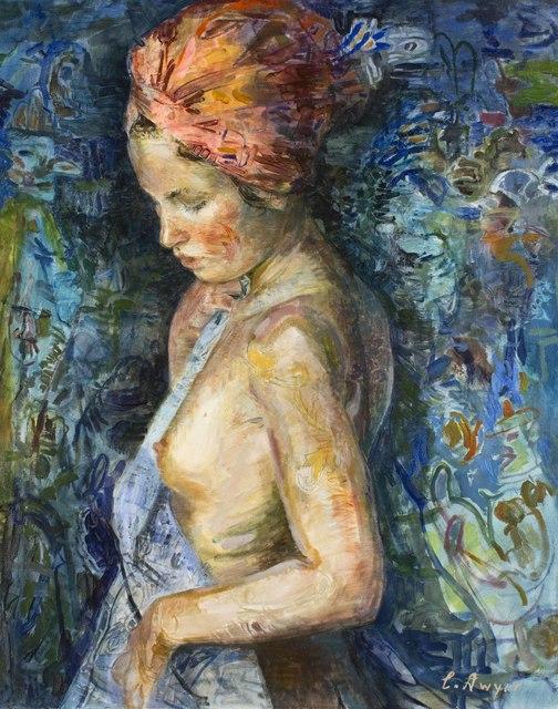 , 'Yvette,' , Merritt Gallery