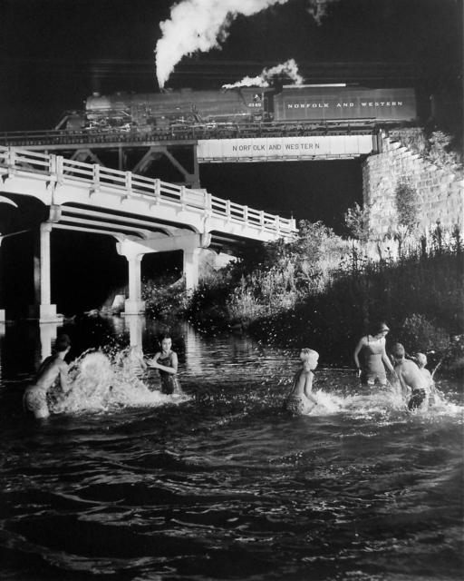 , 'Hawksbill Creek Swimming Hole, Luray, Virginia,' 1956, Danziger Gallery