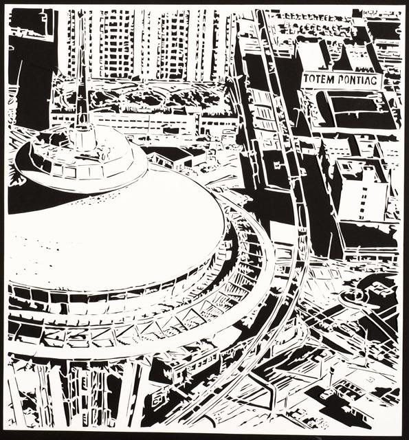 , 'Worlds Fair, 1962,' 2016, Davidson