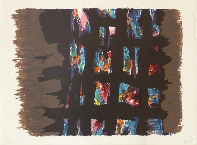 Alfred Manessier, 'No title', 1970, Le Coin des Arts