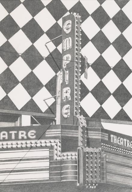 , 'Empire (Cincinnati),' 2012, Miles McEnery Gallery