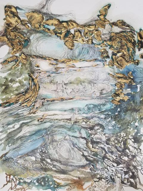 , 'Cava Grande,' 2017, Toshkova Fine Art Advisory