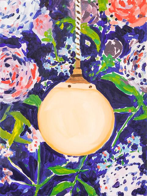 Sarah Osborne, 'Lamp and Wallpaper', 2017, Projet Pangée