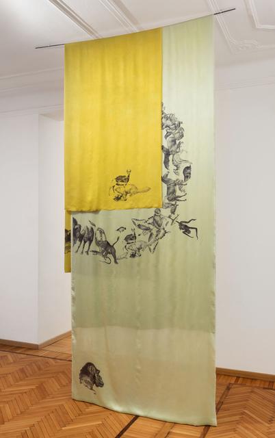 , 'Untitled_Animals,' 2017, Monica De Cardenas