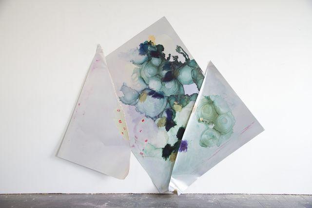 , 'die jahre von dir zu mir,' 2019, Bernhard Knaus Fine Art