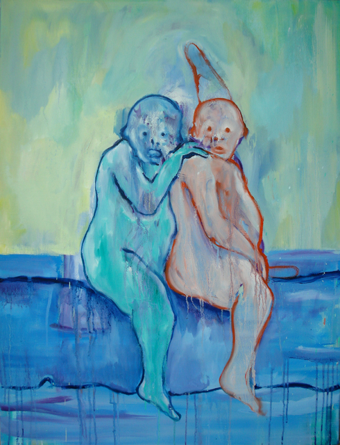 , 'Cavalier,' 2018, Galerie Thomas Bernard