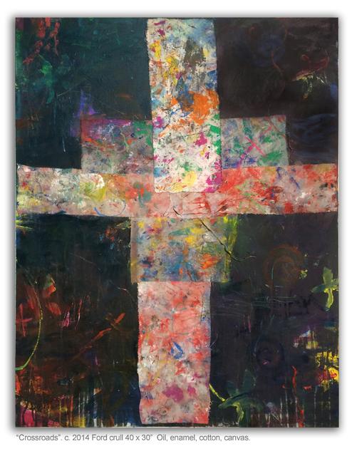 , 'Crossroads,' 2015, Ai Bo Gallery