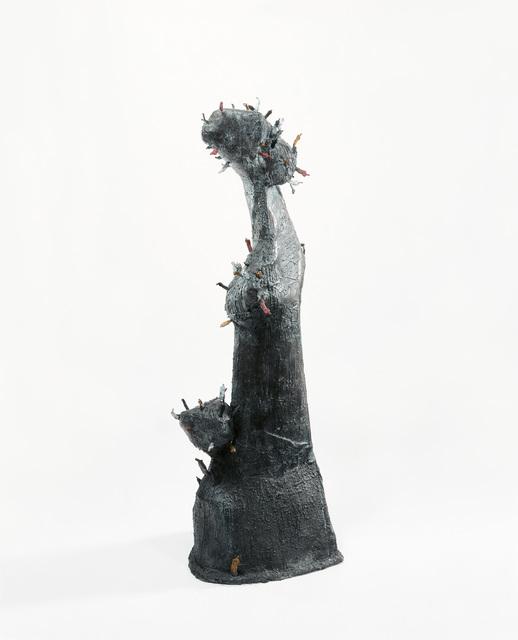 """, '""""Dicker Weltblasenstamm"""",' 1998, Galerie Bei Der Albertina Zetter"""