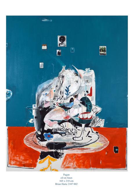 , 'Pagan,' 2017, GNYP Gallery