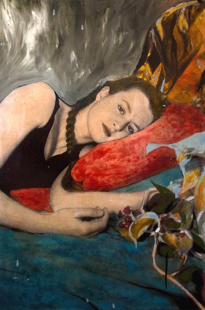 , 'Women and Still Life,' 2016, Galerie Olivier Waltman | Waltman Ortega Fine Art
