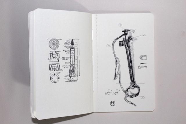, 'Notebook No.II,' 2016, Selma Feriani Gallery