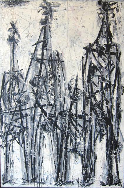 , 'Family,' 1951, Albert Merola Gallery