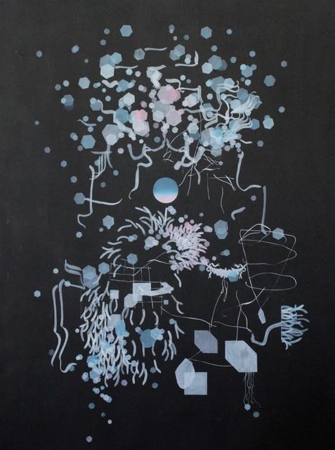 , 'Mask 6,' 2019, 99 Loop Gallery