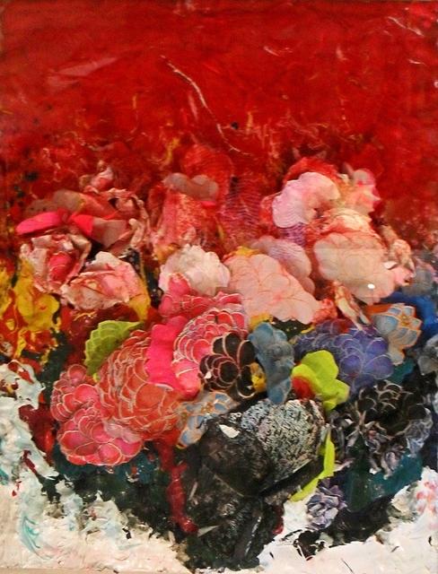 , 'Roaring Red,' 2014, Tanya Baxter Contemporary