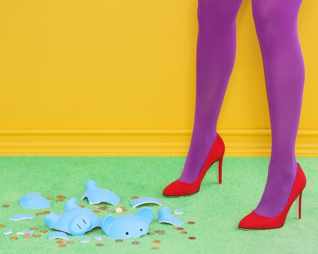 , 'Pennies from Heaven,' 2014, De Soto Gallery