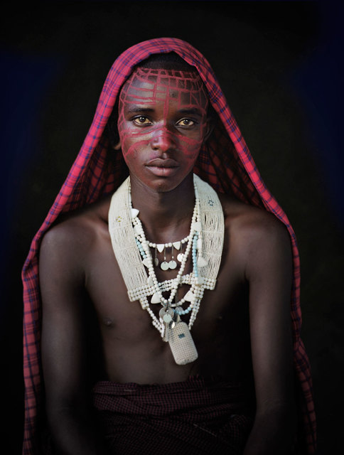 , 'VIII 449 Saitoti, Maasai Boy Ngorongoro, Serengeti Tanzania,,' 2011, Absolute Art Gallery