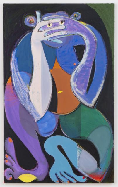 Antone Könst, 'Monkey', 2019, Painting, Oil on canvas, Each Modern