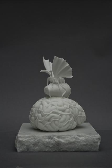 Jan Fabre, 'Gisant (The silk spun in the brain)', 2012, Templon