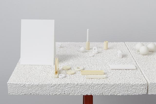 Sam Stewart-Halevy, 'Foam on the Grainger (detail)', 2016, Sculpture, Ceramic, Jane Hartsook Gallery