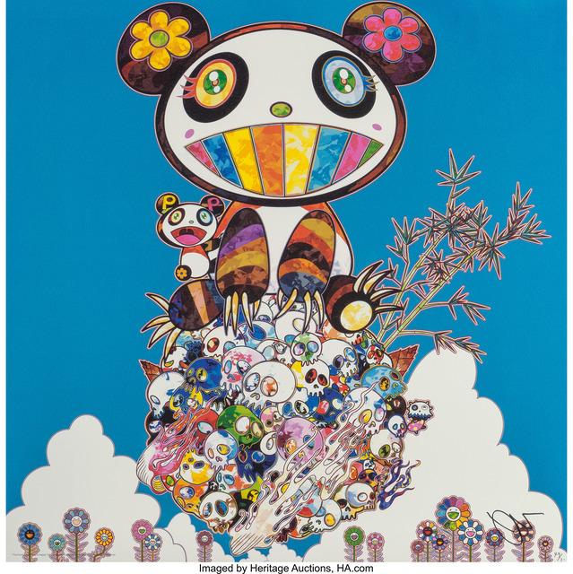 Takashi Murakami, 'The Pandas Say They're Happy', 2014, Heritage Auctions