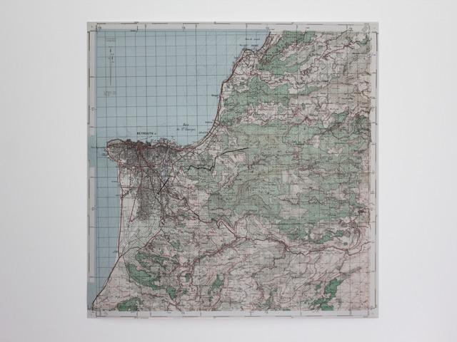 , 'nostalgic geography,' 2013, adhoc