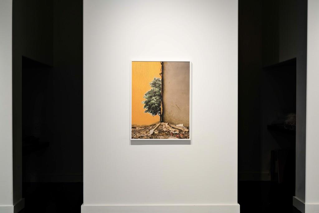 "Pictured is Rhea Karam ""TS_04,"" framed archival pigment print."
