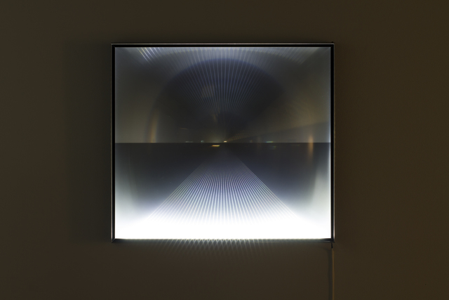 , 'point de vue / point de fuite,' 2015, Art Mûr