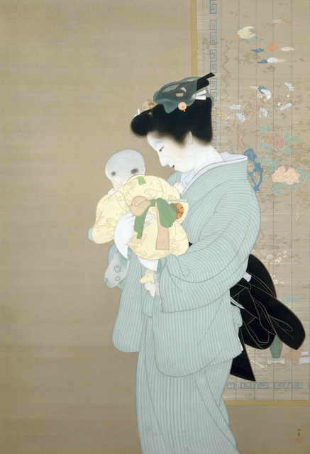 , 'Mother and Child,' 1934, The National Museum of Modern Art, Tokyo