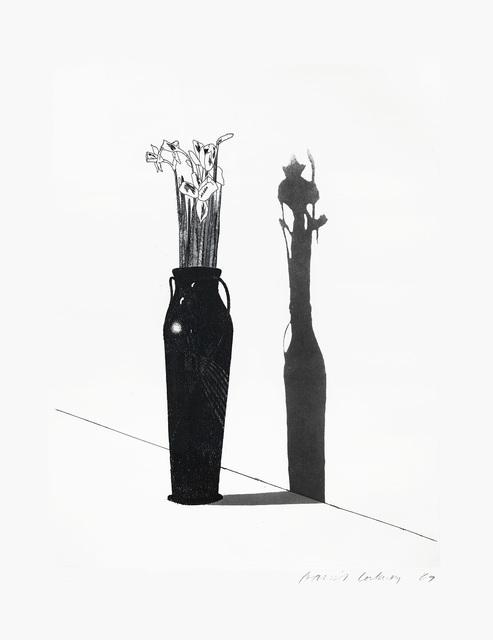 David Hockney, 'Vase and Flowers ', 1969, Lyndsey Ingram
