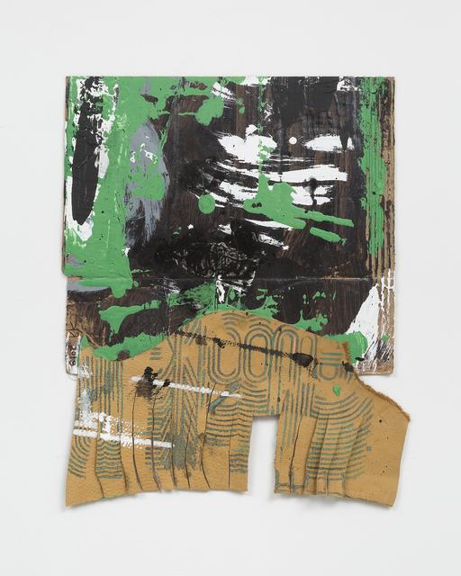 , 'Juarez Dentist (Welcome),' 2019, Lora Reynolds Gallery